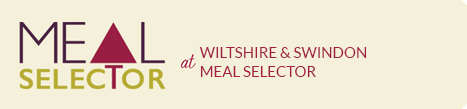 Wiltshire and Swindon Meal Selector